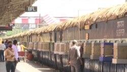 Indija: Kompozicija voza kao blok za izolaciju