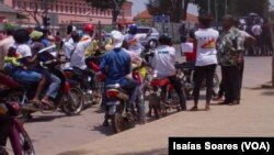 Marcha da FNLA em Malanje, 4 de Janeiro, 2016, Angola