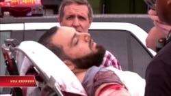 Nghi can đánh bom khủng bố New York bị bắt