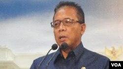 Menko Polhukam, Djoko Suyanto mengakui bahwa kelompok-kelompok bersenjata di Papua masih aktif (foto: dok).