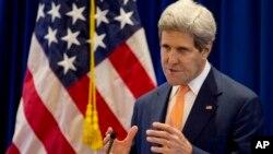 Ngoại trưởng Kerry nhấn mạnh tầm quan trọng của các cuộc thương thuyết nhằm đi đến một bộ Quy tắc Ứng xử trên biển.