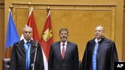 Mohamed Morsi's Inauguration in Egypt