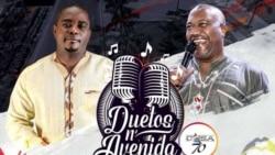 Gabriel Tchiema e Euclides da Lomba mostram competência no Duetos n'Avenida