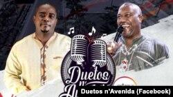 Duetos n'Avenida - Gabriel Tchiema e Euclides da Lomba