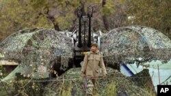 巴基斯坦在與阿富汗的邊界部署防空武器