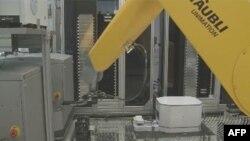Robotizovani uređaj za analizu toksičnosti hemikalija