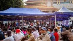တရုတ်မှာ အဖမ်းခံထားရတဲ့ မြန်မာနိုင်ငံသားတချို့ ပြန်လွှဲပြောင်းပေး