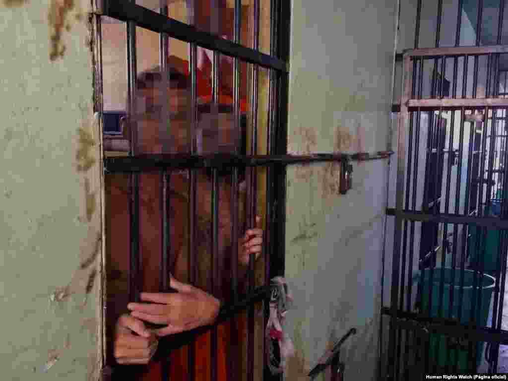 Detentos no Complexo de Pedrinhas.