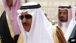 Princ Najef bin Abdul-Aziz u Rijadu (arhivski snimak)