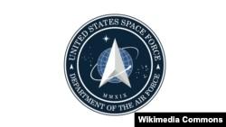 آرم نیروی فضایی ایالات متحده آمریکا