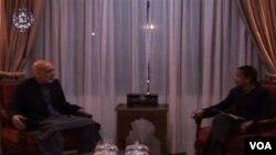 د حامد کرزي او سوزان رایس خبرې