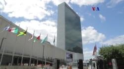 ONU sigue comprometida con el proceso de paz en Colombia.