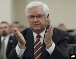 FILE - US Rep. Hal Rogers, R-Kentucky.