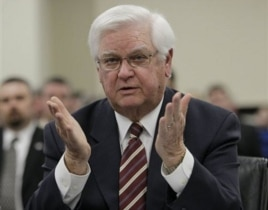 FILE - US Rep. Hal Rogers, R-Kentucky.