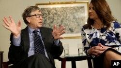 """A nivel global, la falta de tiempo y de energía son algunas """"de las cosas que condenan a la gente a la pobreza"""", señala Bill y Melinda Gates."""