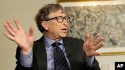 Bill Gates encabeza nuevamente la lista de los más ricos del mundo según Forbes.