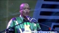 2014-05-11 美國之音視頻新聞: 南非執政黨非國大贏得國會選舉