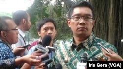 Wali Kota Bandung, Ridwan Kamil (foto: dok). Ridwan Kamil mengungkapkan pembangunan tol dalam kota dan sejenis monerel sangat penting untuk mengurangi kemacetan di Bandung.