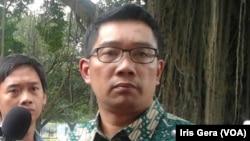 Walikota Bandung, Ridwan Kamil (Foto: dok).