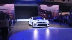 نمایشگاه بین المللی خودرو در دبی کار خود را آغاز کرد