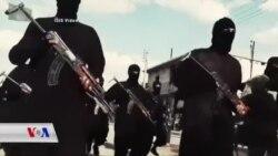 داعش و جیهادییە بیانییەکانی