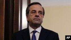 Thủ tướng Hy Lạp Antonis Samaras