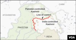 Line of control, Kashmir