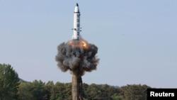 CNN報導北韓通過外交渠道轉送資金支持其導彈及核項目