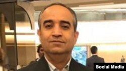 علی حیدری نماینده سازمان حقوق بشر اهواز