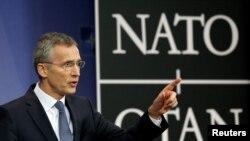 Sakataren NATO-Jenar Jens Stoltenberg