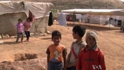 Qusair Fighting Drives More Syrians Into Lebanon