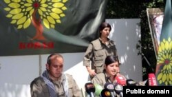 "Kodar- ""Free and Democratic Society of Eastern Kurdistan,"""
