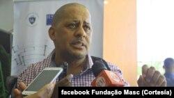 João Pereira, director-executivo, Fundação Masc, Moçambique
