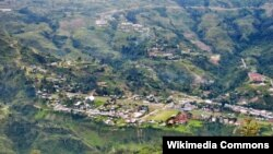 Wilayah Karubaga, Tolikara, Papua (foto: Wikipedia)