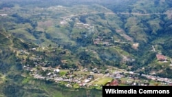 Wilayah Karubaga, Tolikara, Papua (foto: Wikipedia untuk ilustrasi)