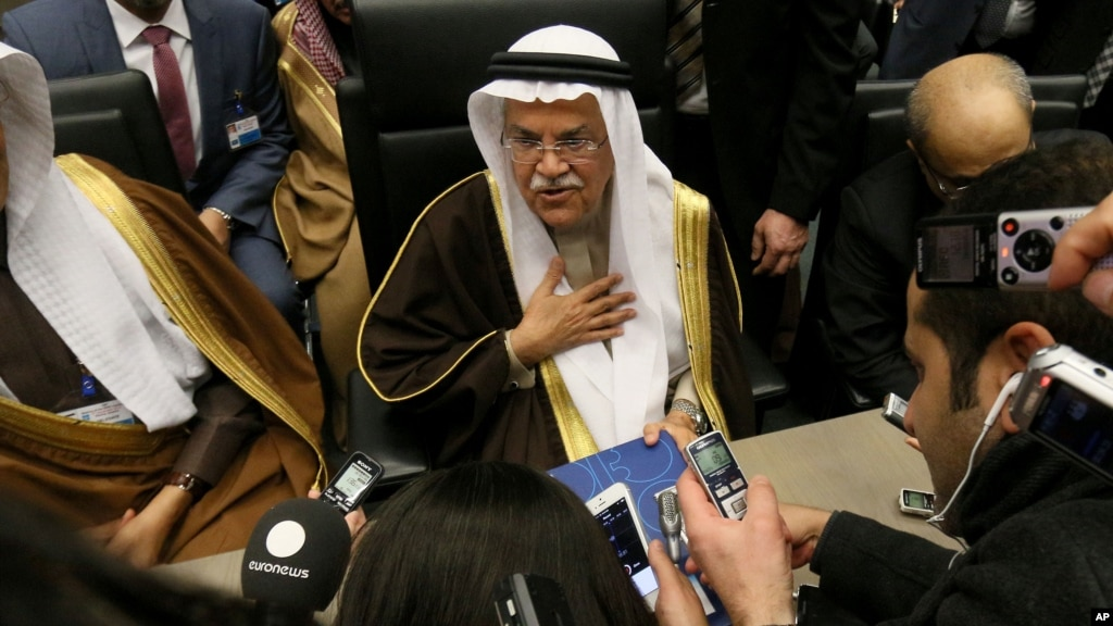 OPEC ministers keen to keep oil production at current levels