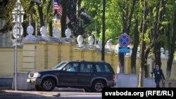 Arxiv fotosu - ABŞ diplomatları Minski tərk edir, 3 may, 2008.