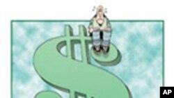 Američki državni dug: 13 bilijuna dolara