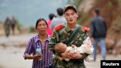 Động đất tây nam Trung Quốc, hơn 390 người thiệt mạng