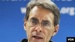Kenneth Roth, directeur exécutif du Human Rights Watch