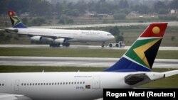 Aviões da SAA