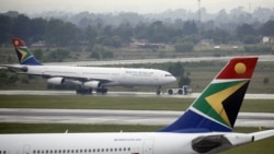 Minute Eco: 638 millions de dollars pour sauver South African Airways