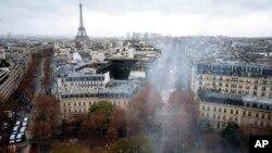 Париж, 1 декабря 2018