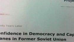 Rusiyada baş verən hadisələr Karnegi Fondunda müzakirə olundu