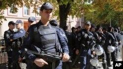 Specijalne policijske jedinice u Turskoj (arhivski snimak)