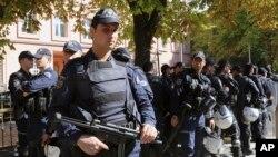 Polícia turca (foto de arquivo)