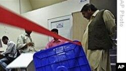 阿富汗开始重新统计部分大选选票