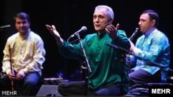 Alim Qasımov Tehranda konsert verib