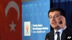 Ministri turk i Ekonomisë