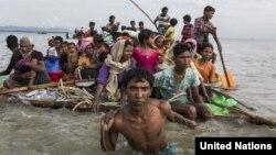 Người tị nạn Rohingya.